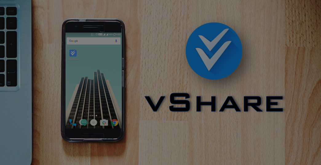 vShare APK Download for Android, iOS and PC