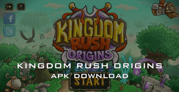 Kingdom Rush Origin APK Download