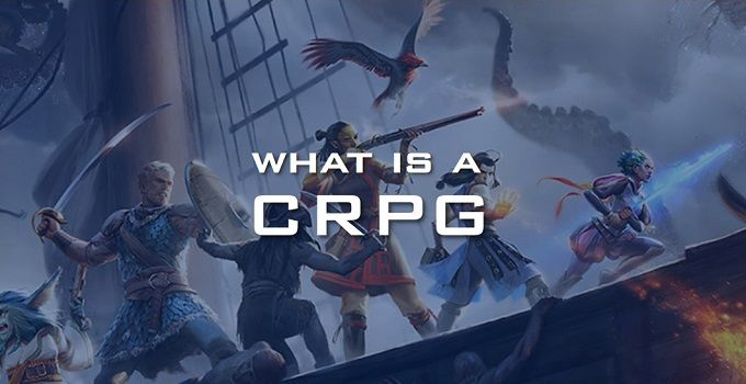 what is a crpg